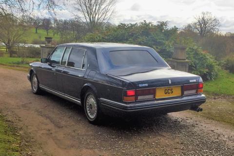 Rolls-Royce Park Ward Limousine
