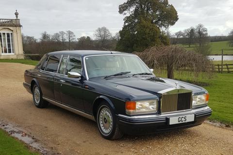 Rolls Royce Park Ward Limousine