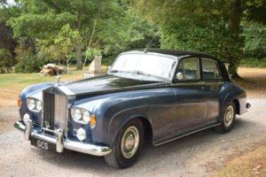 1963 Rolls Royce Silver Cloud III