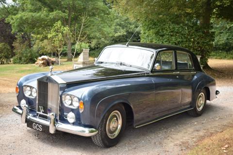 1963 Rolls Royce Park Silver Cloud III