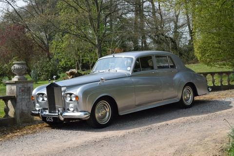 1964 Rolls Royce Park Silver Cloud III